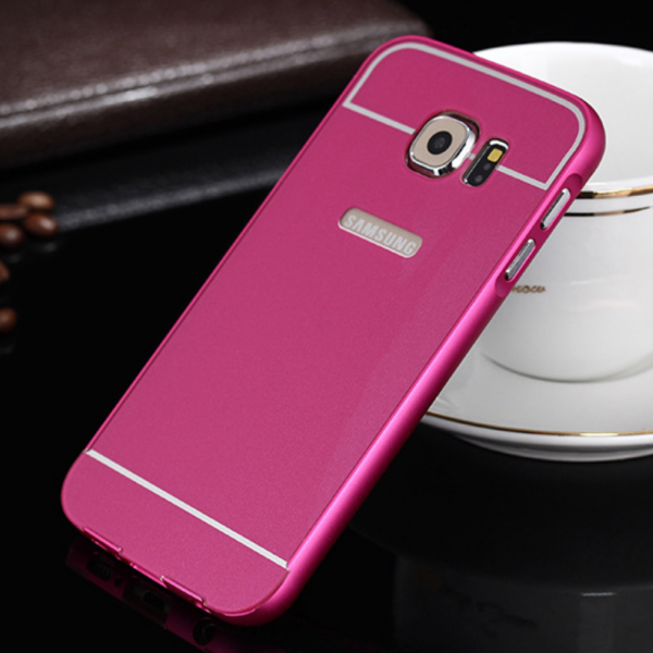 Samsung S6 Luxury Ultra Thin Aluminum Case